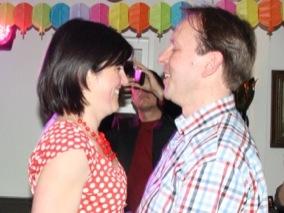 Verjaardagsfeest Justa & Theo
