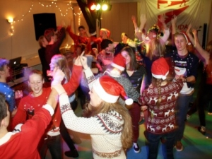 Kerstfeest Schaatsclub Gouda