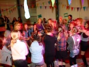 Verjaardagsfeest Elise, Isa & Savannah