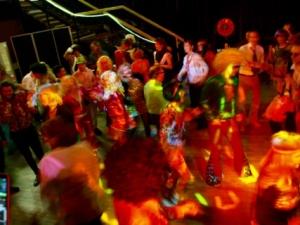 70's party Corrie & Merel